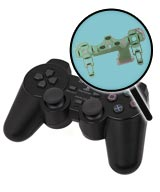 PlayStation 2 Repairs: Controller Repair Service