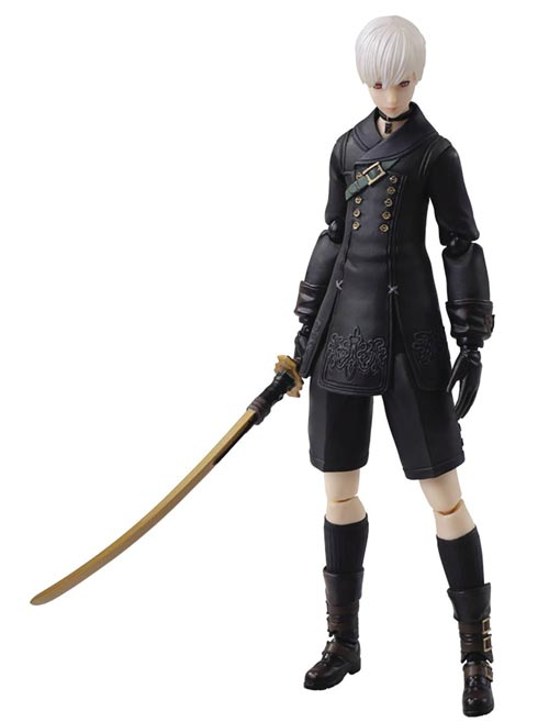 Nier Automata Bring Arts 9S Action Figure