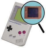 Game Boy Repairs: Screen Lens Replacement Service