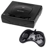 Sega Saturn Universal Refurbished System