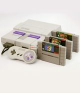 Super Nintendo Classics Bundle