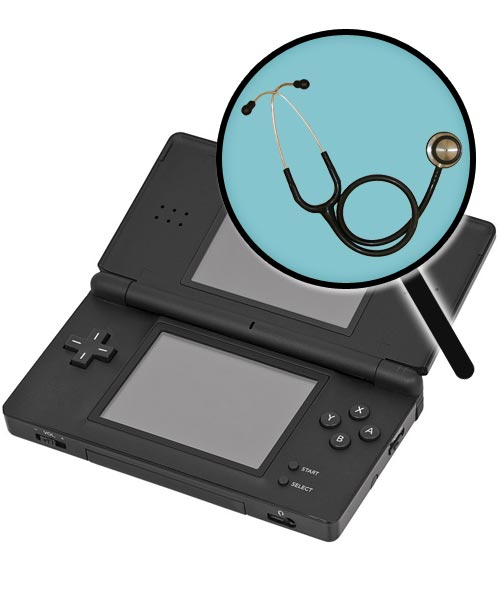 Nintendo DS Repairs: Free Diagnostic Service