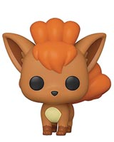 Pop Games Pokemon Vulpix Vinyl Figure