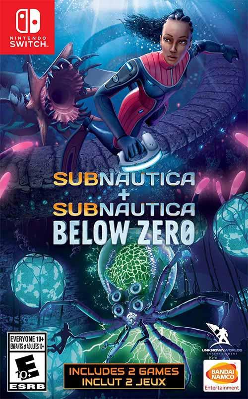 Subnautica & Subnautica: Below Zero