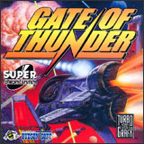 Gate of Thunder 4-in-1 Super CD