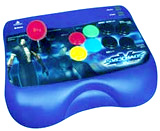 PS2 SNK Vs Capcom Fighter Stick: SNK Edition