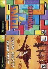 Star Wars Clone Wars/Tetris Worlds Online Combo
