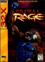 Primal Rage / 32X