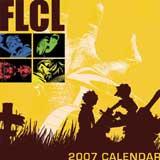 FLCL 2007 Wall Calendar
