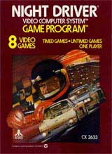 Night Driver (Atari)