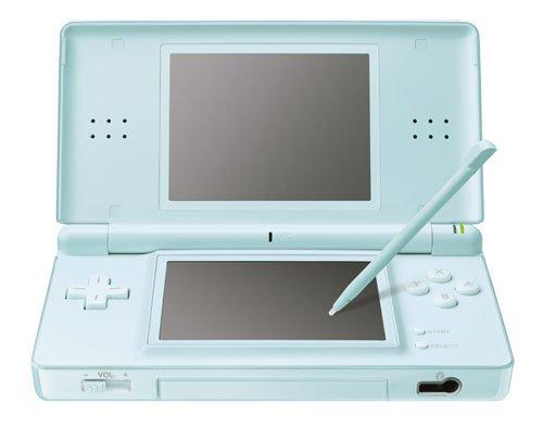 Nintendo DS Lite Ice Blue (J)