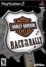 Harley Davidson: Race to the Rally