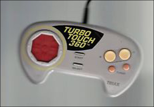 NES Turbo Touch 360 Controller