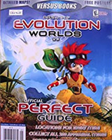 Evolution Worlds Official Strategy Guide Book