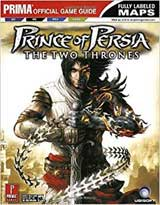 Prince of Persia: The Two Thrones Official Strategy Guide Book