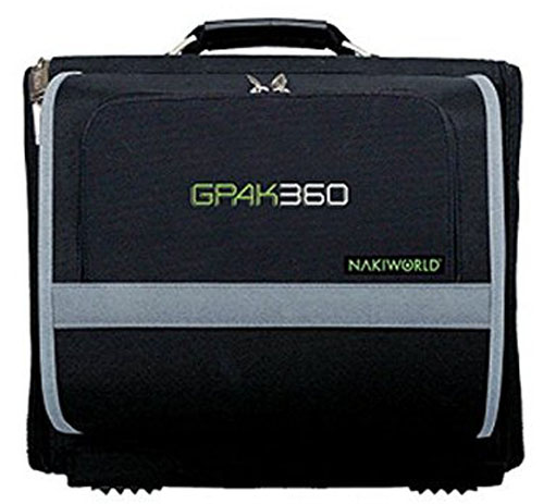 Xbox 360 G-Pak Console Organizer & Carrying Case