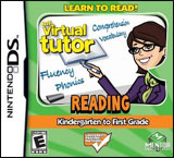 My Virtual Tutor: Reading Kindergarten to 1st Grade