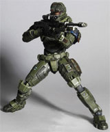 Halo: Reach Play Arts Kai Jun-A266 Action Figure
