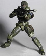 Halo: Reach Play Arts Kai Jun-A266 Action Figure