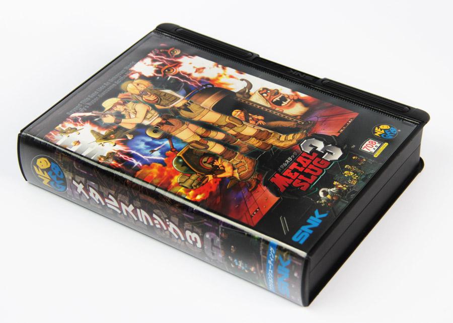 Neo Geo AES Metal Slug 3