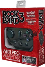 PlayStation 3 Rock Band 3 MIDI Pro-Adapter
