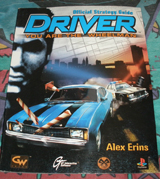Driver Official Strategy Guide