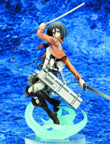 Attack On Titan Mikasa Ackerman 1/8 Scale PVC Statue