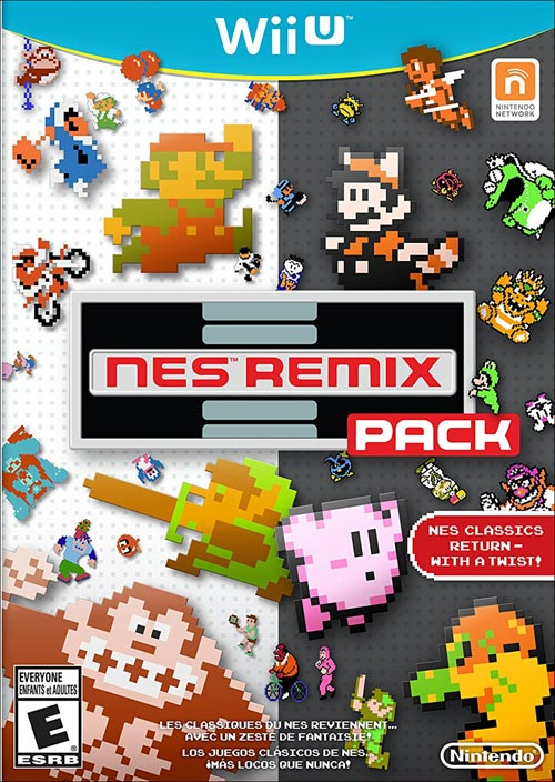 NES Remix Pack