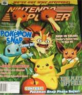 Nintendo Power Volume 121 Pokemon Snap