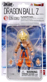 Dragon Ball Renewal Super Saiyan Goku Figure