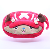 One Piece: Tony Tony Chopper Red Before Timeskip Wristlet Purse