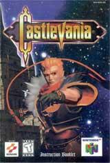 Castlevania 64 (Instruction Manual)