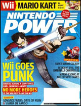 Nintendo Power Volume 223 Wii Goes Punk