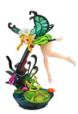 Odin Sphere Mercedes 1/8 Scale PVC Figure