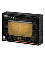 New Nintendo 3DS XL System Hyrule Edition