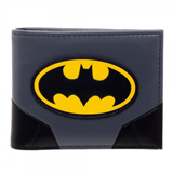 Batman Logo Bi-Fold Wallet