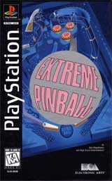 Extreme Pinball Long Box Version