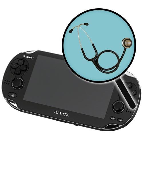 PlayStation Vita Repairs: Free Diagnostic Service