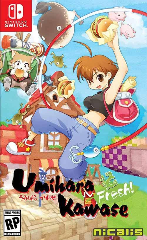 Umihara Kawase Fresh!