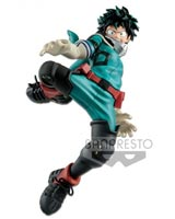 My Hero Academia King of Artist Izuku Midoriya Figure