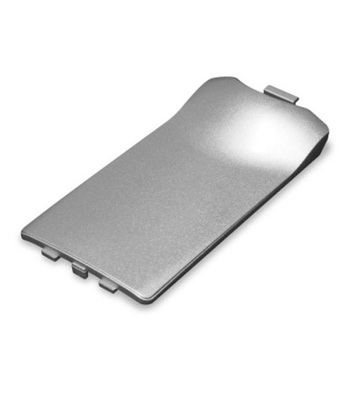 GameCube WaveBird Controller Silver Replacement Battery Cover