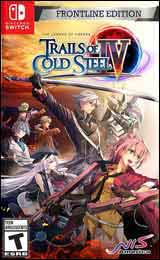 Legend of Heroes: Trails of Cold Steel IV Frontline Edition