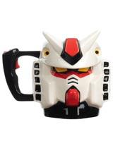 Mobile Suit Gundam RX-78-2 20 oz Sculpted Ceramic Mug