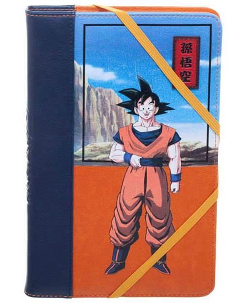 Dragon Ball Z Goku Travel Journal