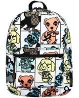 Animal Crossing Character Tile Backpack