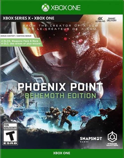 Phoenix Point: Behemoth Edition