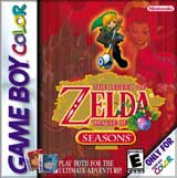 Legend of Zelda: Oracle of Seasons