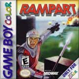 Rampart (GameBoy Color Ver.)