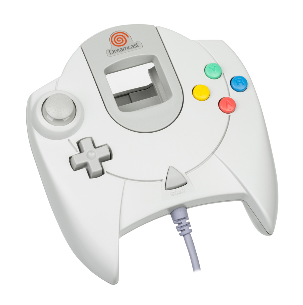 The Dreamcast Mini controller would need to be significantly smaller