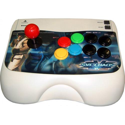 PS2 SNK Vs Capcom Fighter Stick: Capcom Edition